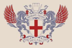 レストランテペガソ ロゴ画像
